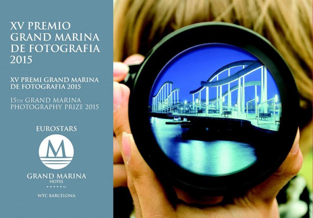 Tarjeton Premio de Fotografia BARCELONA