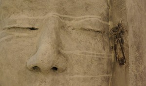 Escultura de Beatriz Bizot