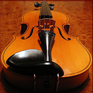 El violín: Instrumento predilecto en la música de Mozart