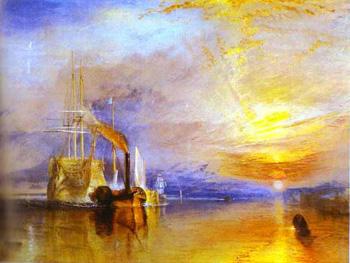Turner, El Temerario Remolcado