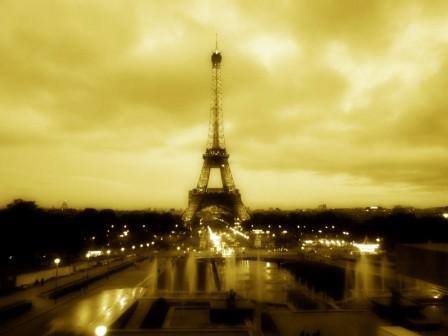 Finalista: Ana Isabel Hidalgo Andreu (Tour Eiffel, París)