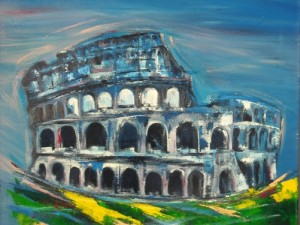 """Pina di Tano, """"Il Colosseo"""""""