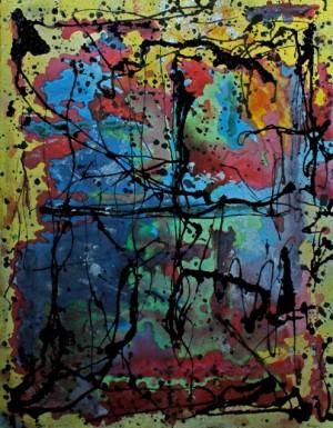 Party of colours 3, de Carlos Vilches