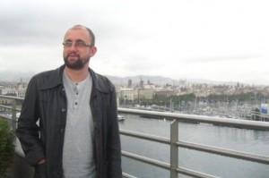 Héctor Sánchez Minguillán, ganador del Premio Eurostars Hotels de Narrativa de Viajes 2012