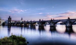 puente carlos praga