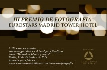 Premio de Fotografia  Madrid Tower