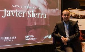 Javier Sierra Wine & Books