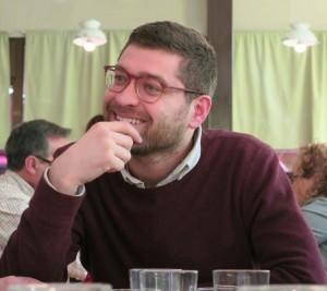 Alejandro Acosta, ganador del VI Concurso de Relatos Breves Eurostars Hotels