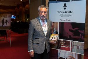 Luis del Val, invitado de la IV cata literaria Wine&Books