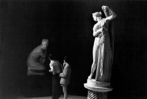 Nápoles, 1960 (Henri Cartier-Bresson)
