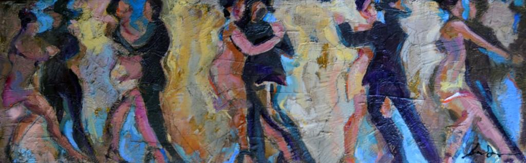 """Secuencias de tango"", de Susana Negri"