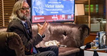 Wine & Books con Víctor Amela