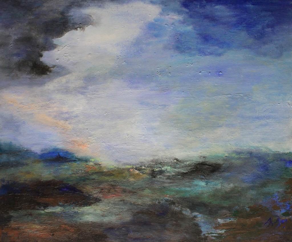 Estratos II, de Arun Roy