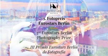 III Edition des Fotografie-Preises Eurostars Berlin