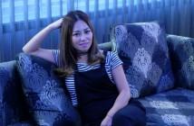 Usun Yoon en el Hotel Exe Moncloa 4*. Foto de Elena Jorreto