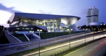 Sede mundial de BMW en Múnich