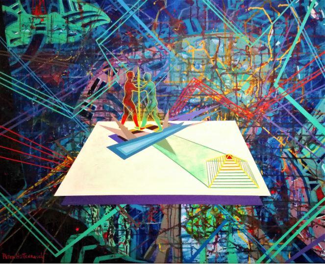 Exposición Peter Huettenrauch