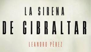 Portada de 'La sirena de Gibraltar'