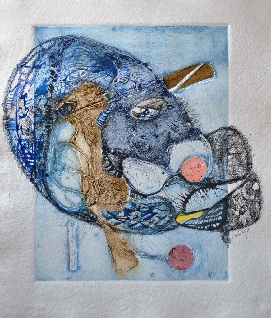 """'Sireno"""", de Eugenio Fuentes"""