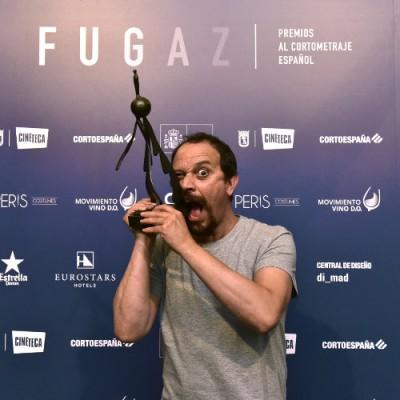 Luis Callejo, Premio Fugaz a mejor actor