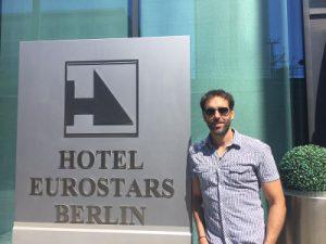Ciro Miró, Eurostars Berlin LC