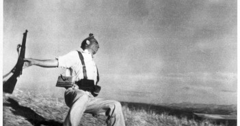'Muerte de un miliciano', Robert Capa