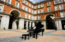 pianos en Madrid