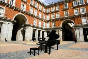 pianos en Madrid