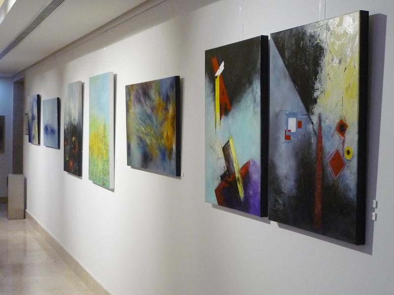 Edite Melo, Eurostars Museum 5*