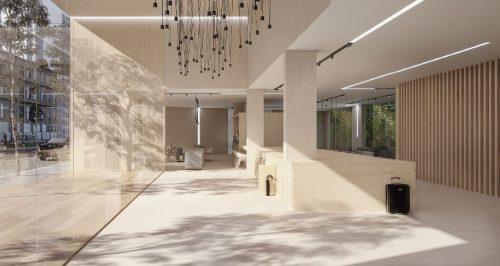 Hotel Lab, 'Revolve'