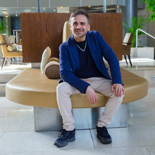 José Mota, Eurostars Suites Mirasierra 5*