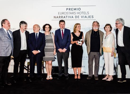 XIV Premio Eurostars Hotels de Narrativa de Viajes