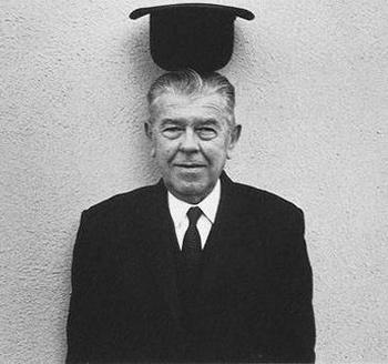 Magritte, ©Duane Michals