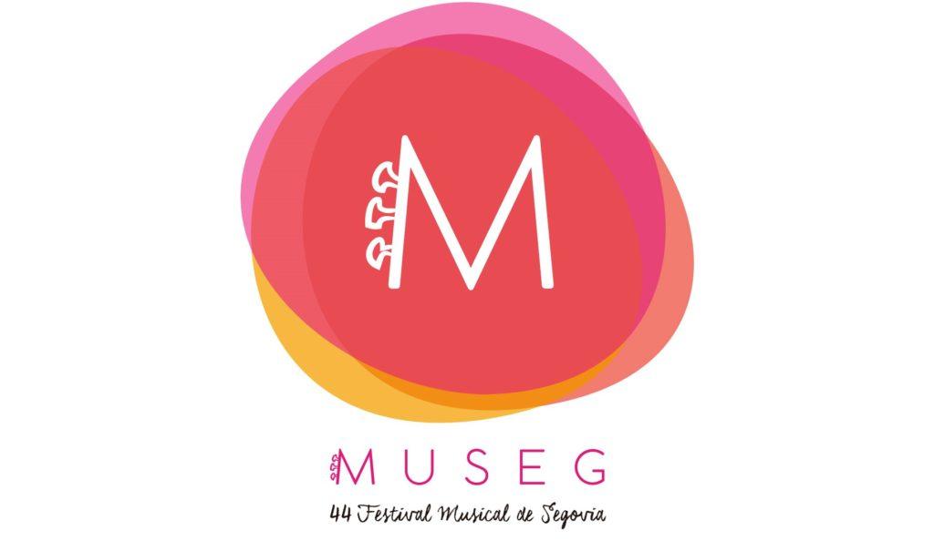 Logo de la 44ª edición del festival Museg