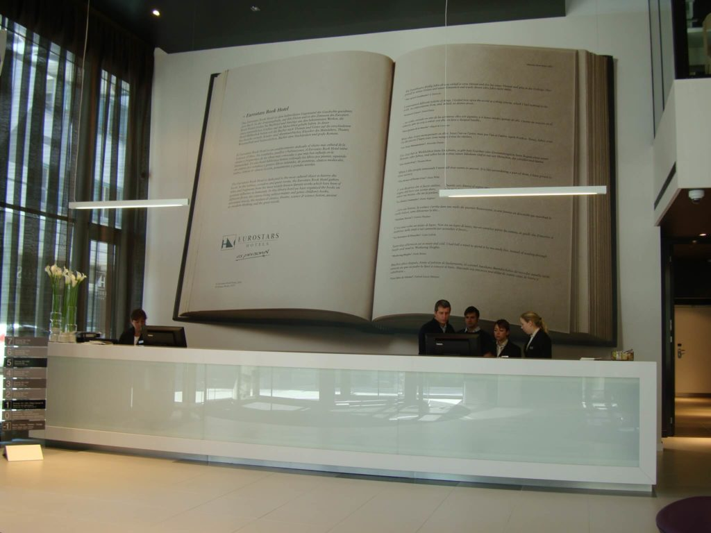 Eurostars Book Hotel 4*