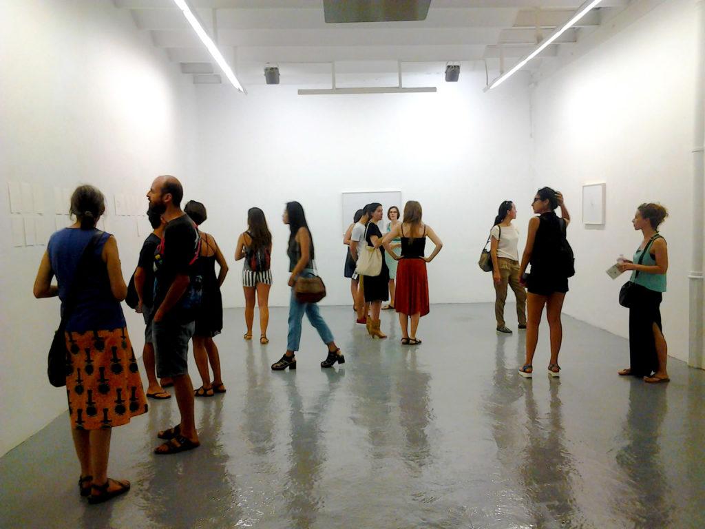 El Barcelona Gallery Weekend en 2018 - Fuente: Art Barcelona