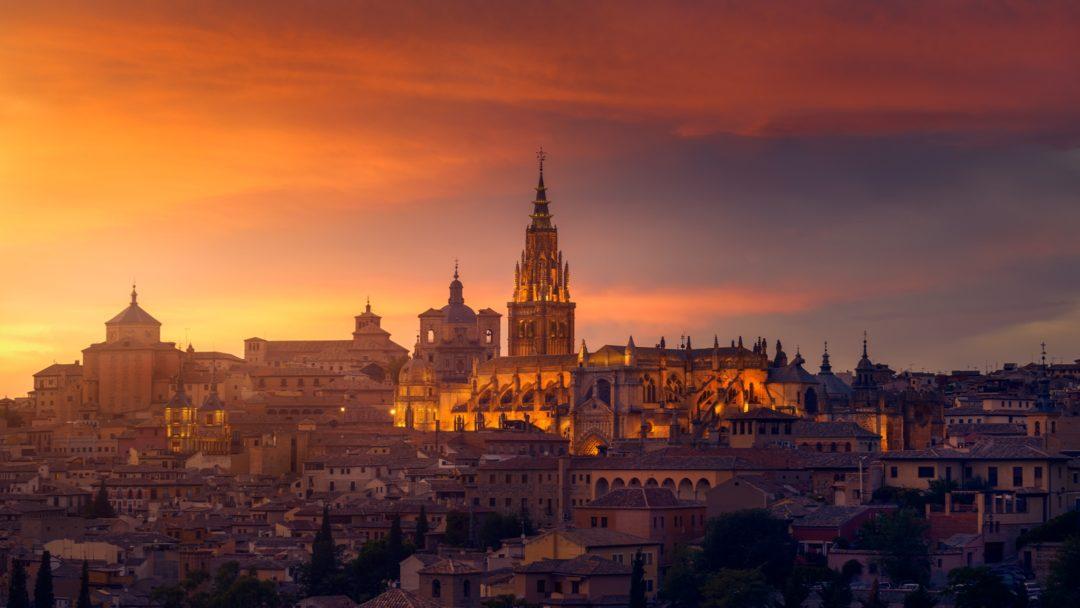 Catedral Toledo. ©Iván Ferrero.