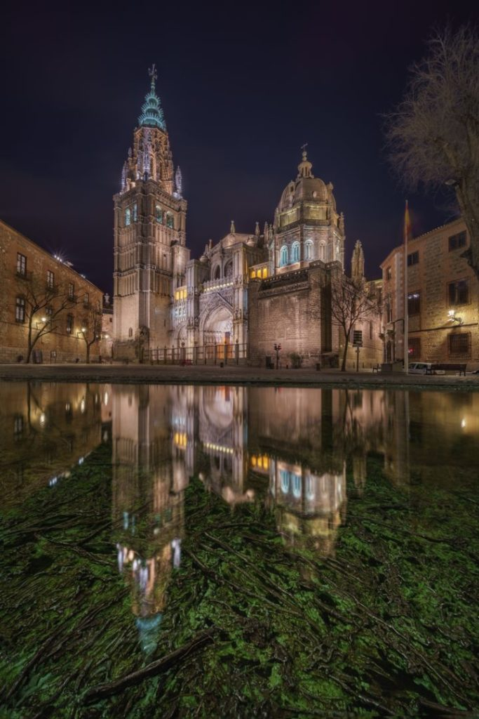 Catedral de Toledo. ©Iván Ferrero.