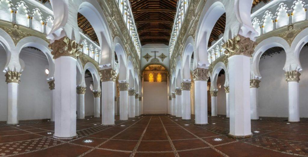 Sinagoga de Santa María La Blanca. ©Iván Ferrero.
