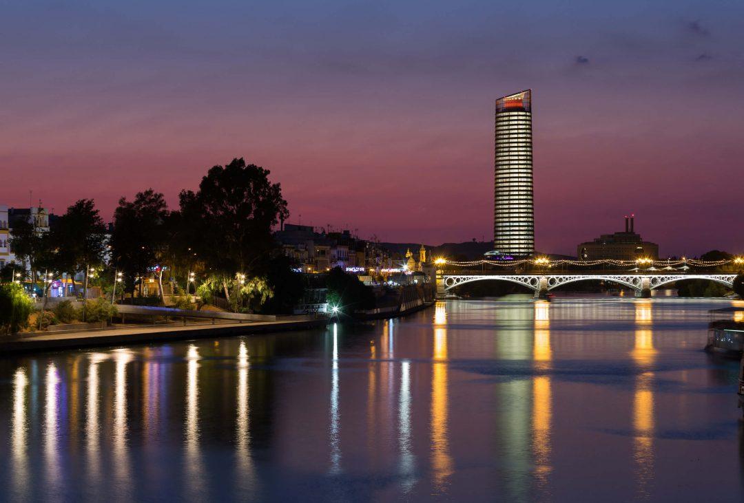 Eurostars Torre Sevilla 5*